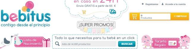 tienda de bebes bebitus.com