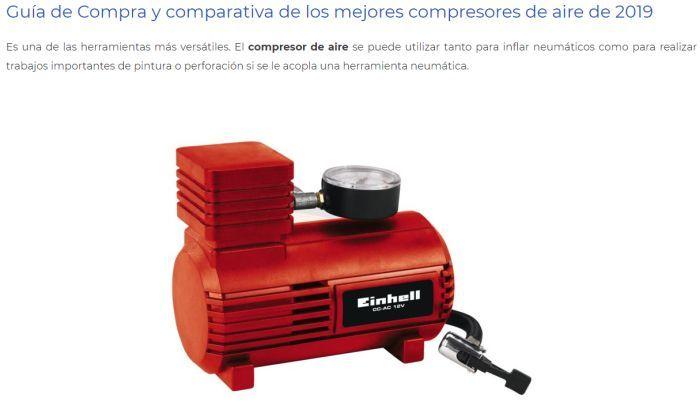compresores de aire baratos